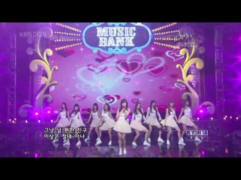Girls Generation (SNSD) - Baby Baby (March 21, 2008)