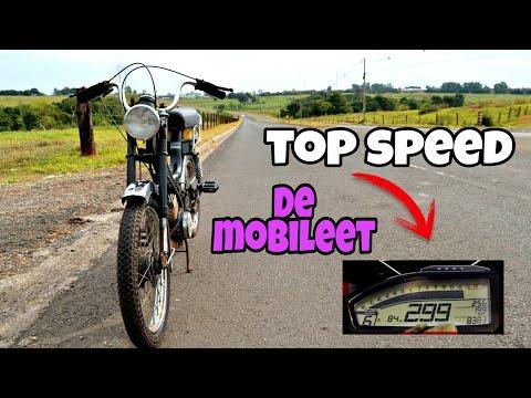 TOP SPEED MOBILETE 50cc