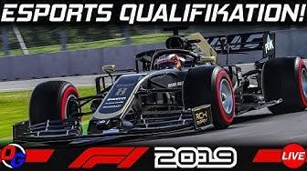 F1 2019 | Esports Qualifikation 2020 | Formel 1 Livestream German Deutsch