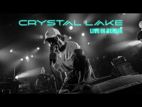 CRYSTAL LAKE live in Berlin [CORE COMMUNITY ON TOUR]