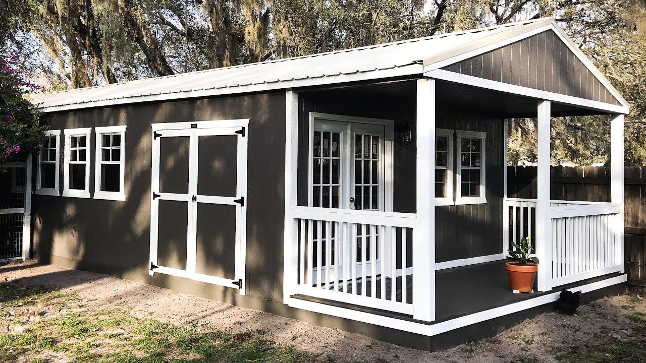 Cabin Garage