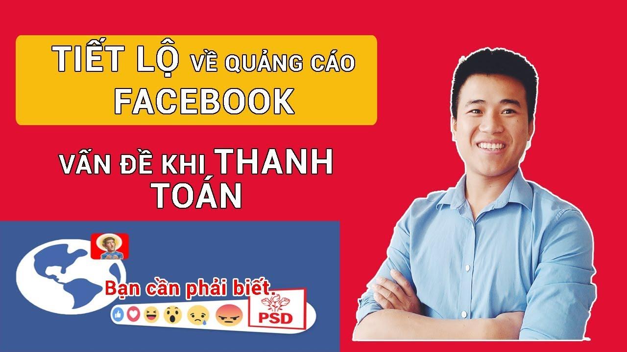 Hướng dẫn quảng cáo Facebook: Vấn đề về thanh toán và thẻ Visa