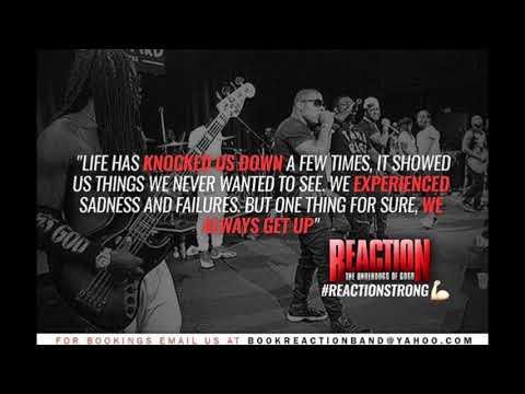 Reaction Band - Pop it **Unreleased**