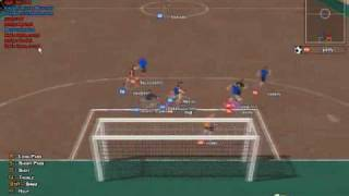 Kicks Online Gameplay Footage