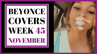 Gambar cover BEYONCE COVERS - BEST MONTH NOVEMBER WEEK 45