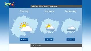RTF.1-Wetter 25.10.2020