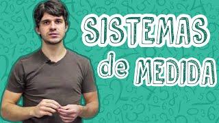 Matemática - Sistemas de Medida - Comprimento