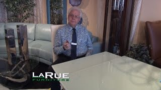 LaRue Fine Furniture - Space Saving Expandable Dining Room Tables