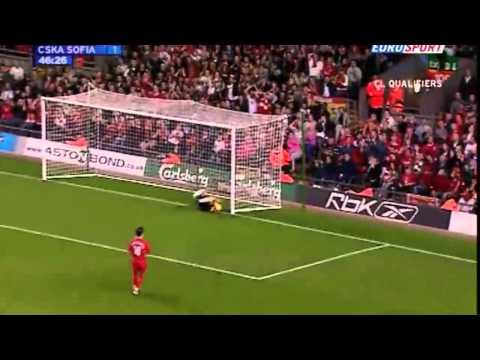 Liverpool-CSKA Sofia 0:1