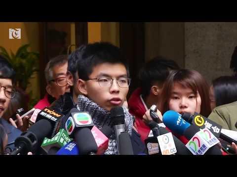 Hong Kong court lets democracy activists walk free