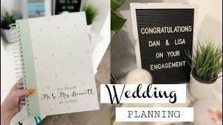 WEDDING PLANNING ✨ 3 MONTHS ENGAGED! 💍