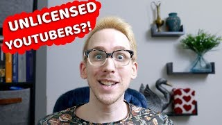UNLICENSED YouTubers Talking Mental Health - Should they??