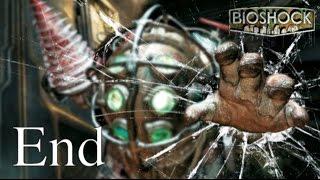 Bioshock Remastered - ENDING  Killing Fontaine! Walkthrough (XBOX ONE)