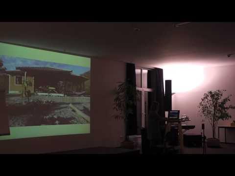 Alexandra Schwarz-Schilling - Living Gaia ( Konferenz der Visionäre 2015)