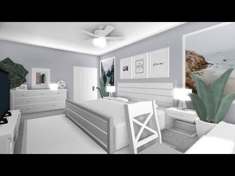 ROBLOX | Bloxburg: 15k Cozy Bedroom With Office