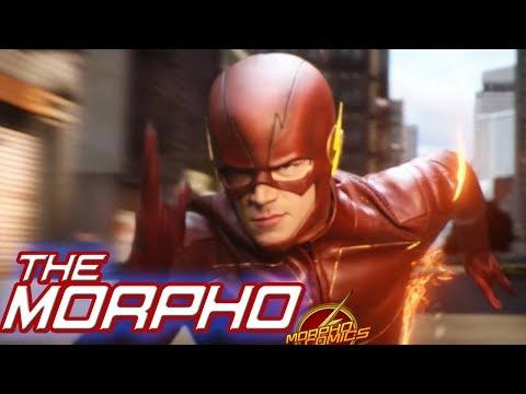 My Name is Morpho Comics...