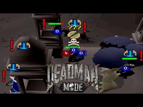 Runescape Sparc Mac's Deadman Tournament Adventure [Episode 2]