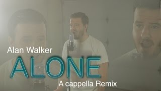 Alan Walker - Alone - Acapella Remix