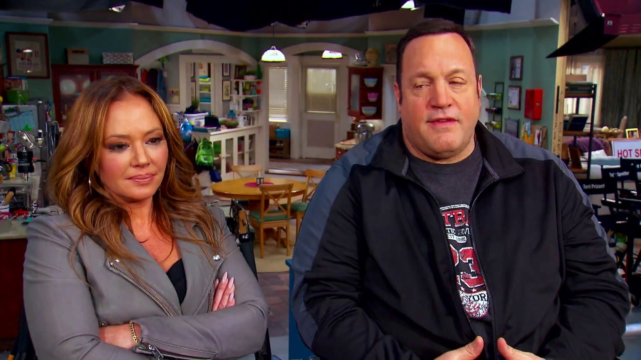 Kevin James says Kevin Can Wait isn't King of Queens reboot
