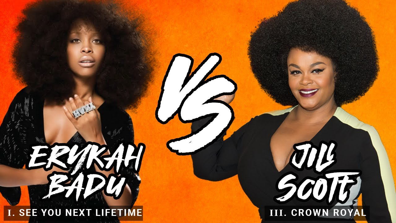 ERYKAH BADU Vs. JILL SCOTT | MUSIC BATTLE! | Ohemaa MaMokowa™