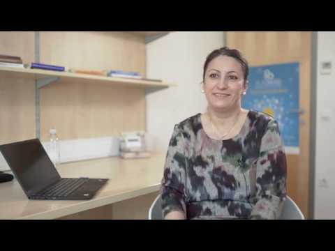 EURAXESS Slovenia, Elena Nacevska, researcher at University of Ljubljana