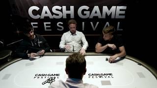 Cash Game Festival 2017 - Sviten Special Poker Tutorial by Peter from Sweden