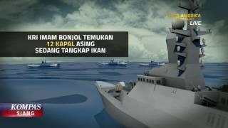 Ini Kronologi Penembakan Kapal Tiongkok