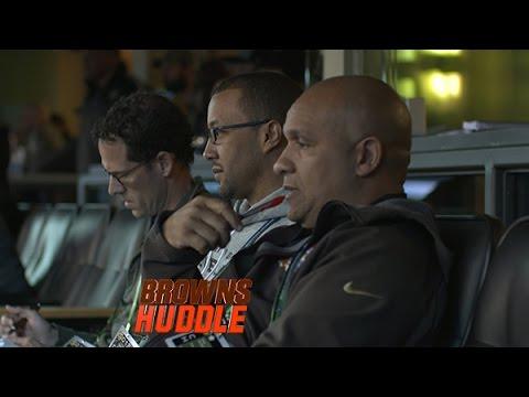 Browns Huddle: Jimmy Johnson on Draft Strategy