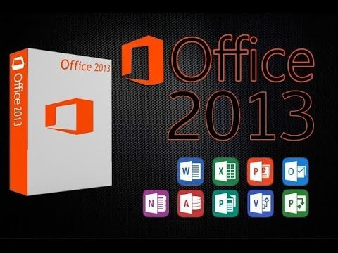 Descargar Office 2013 Full En Español  32&64 Bits Para Windows 7/8/10