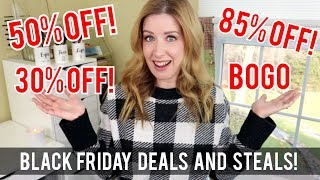 BLACK FRIDAY / CYBER MONDAY BEAUTY DEALS UP TO 85% OFF!