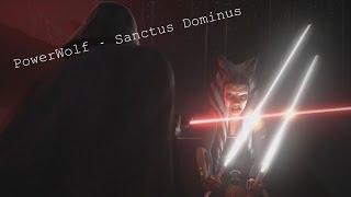 """Star Wars """"PowerWolf - Sanctus Dominus"""" (Music Video PL)"""