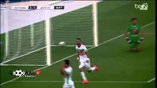 اتحاد الحراش 0 1 مولودية الجزائر  USMH 0 1 MCA   YouTube