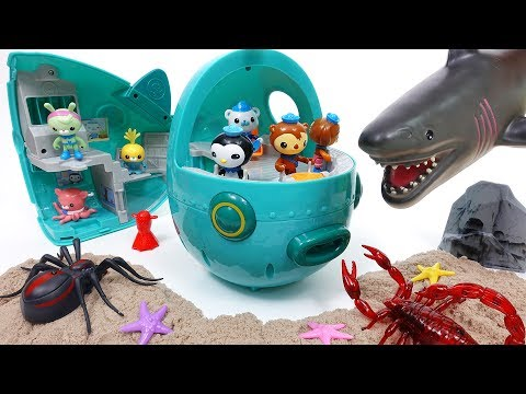 Thumbnail: The Shark of Deep Sea~! Go Octonauts Midnight Zone GUP A