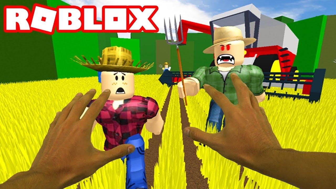 Realistic Roblox Escape The Farm Obby Roblox Escape