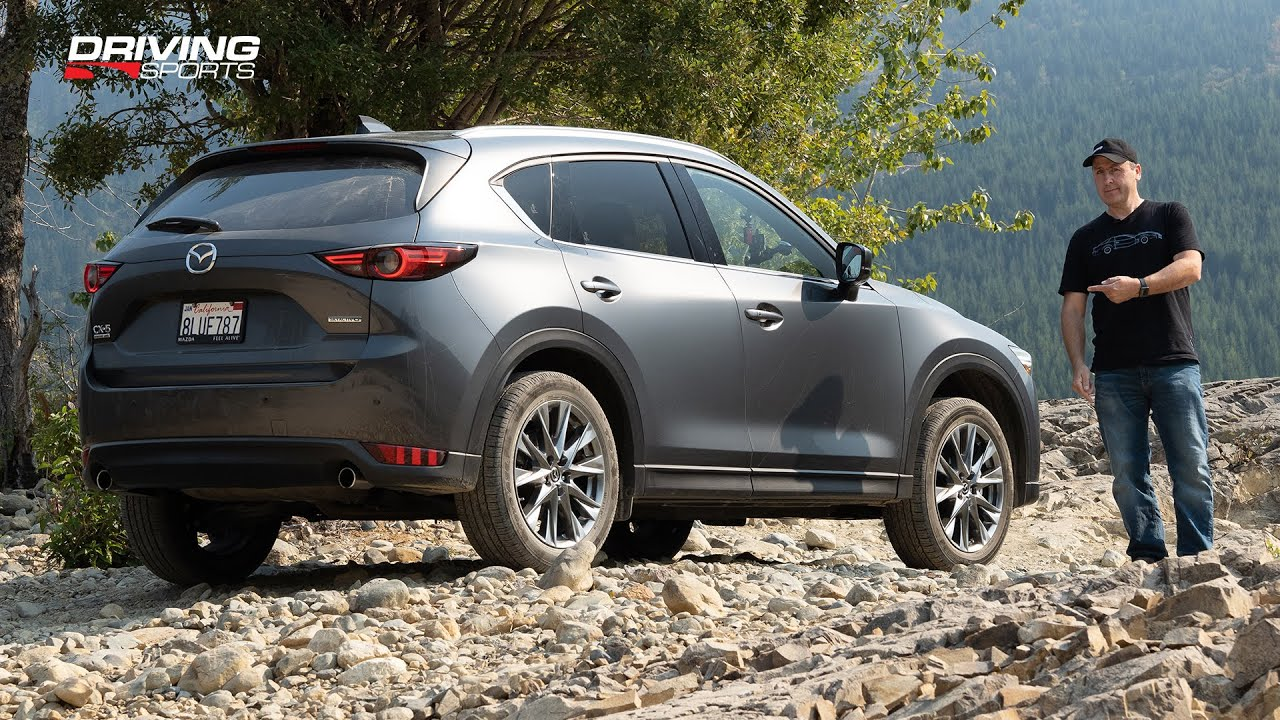 Download 2020 Mazda CX-5 Off-Road Test and Review