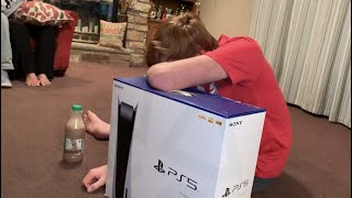 SURPRISING MY BROTHER WITH A PS5!!!