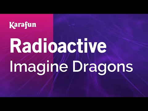 Karaoke Radioactive - Imagine Dragons *