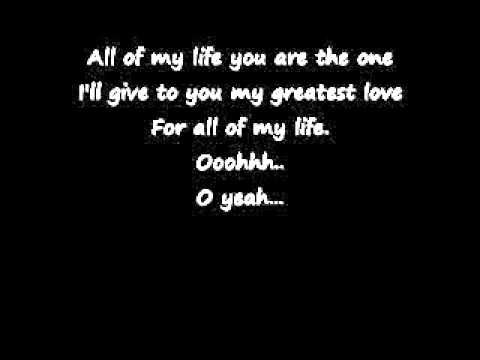 Download For all of my life lyrics by mymp