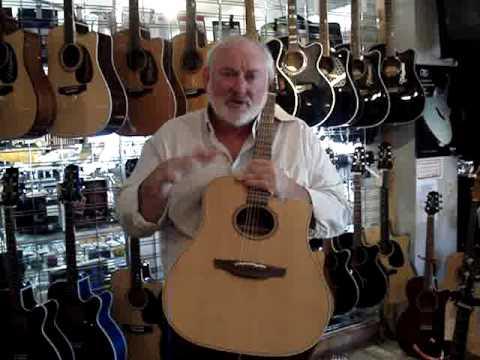 Takamine Guitar Palathetic Pickup Overview