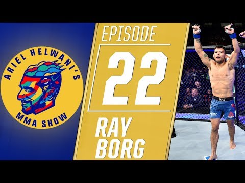 Ray Borg updates his son's condition, UFC future   Ariel Helwani's MMA Show