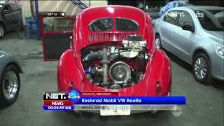 Video Restorasi Mobil VW Beetle Antik di Meksiko - NET24 download MP3, 3GP, MP4, WEBM, AVI, FLV Juli 2018