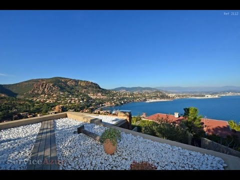 Luxury house for rent in Theoule sur mer Cote d'Azur