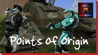 Points of Origin – Episode 17 – Red vs. Blue Season 1