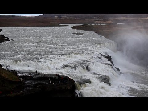 Exploring: Iceland (Part 1: Gullfoss)