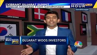 Gujarat Woos Investors At Vibrant Gujarat Global Summit