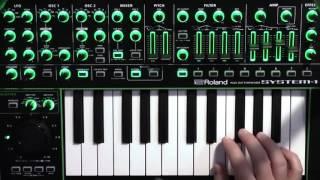 Школа синтеза от Roland - электронные струнные (Strings)