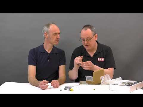 BRM | Unboxing: ALD Models Class 02 kit