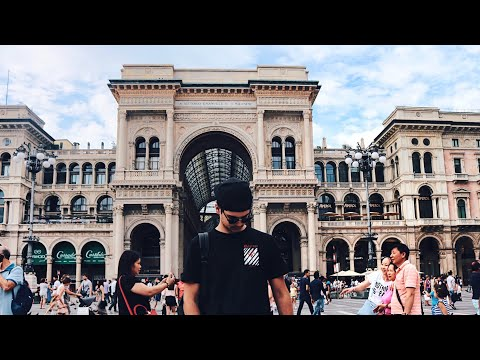 SUPER CHEAP SHOPPING IN MILAN ITALY