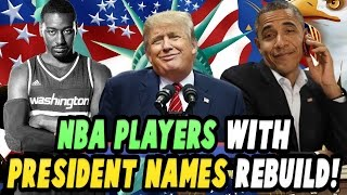 nba players with president names rebuild challenge nba 2k17 my league