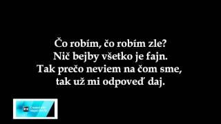 Kolotoč - Ben Cristovao , text (lyrics)
